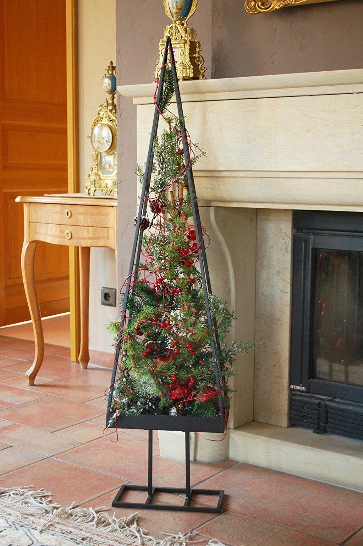 Weihnachtsdeko Für Baum.Weihnachtsbaum Metall Schwarz Wunderschöner Baum Als Weihnachtsdeko Oder Wohndeko Für Ihr Zuhause Dieser Deko Baum Verschönert Zur