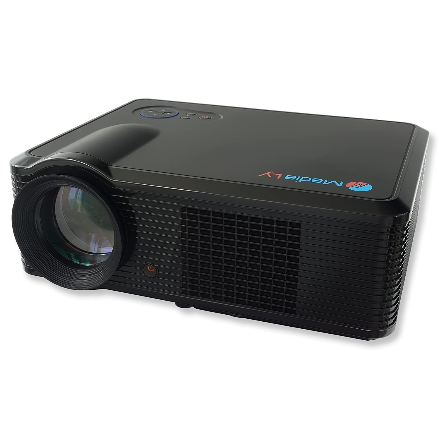 MediaLy LED Proyector FNX2000-DVB-T Proyector Home Cinema ...