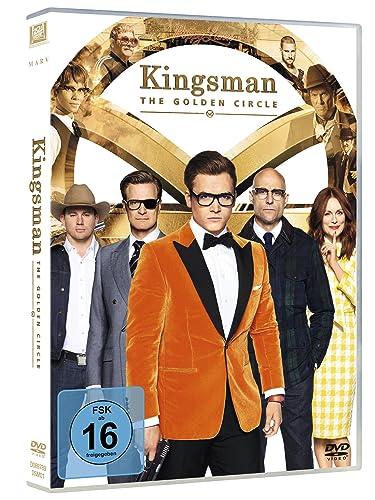 The Golden Circle Eggsy Orange Kingsman Esmoquin Solo para Adultos