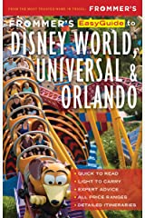 Frommer's EasyGuide to Disney World, Universal and Orlando Kindle Edition