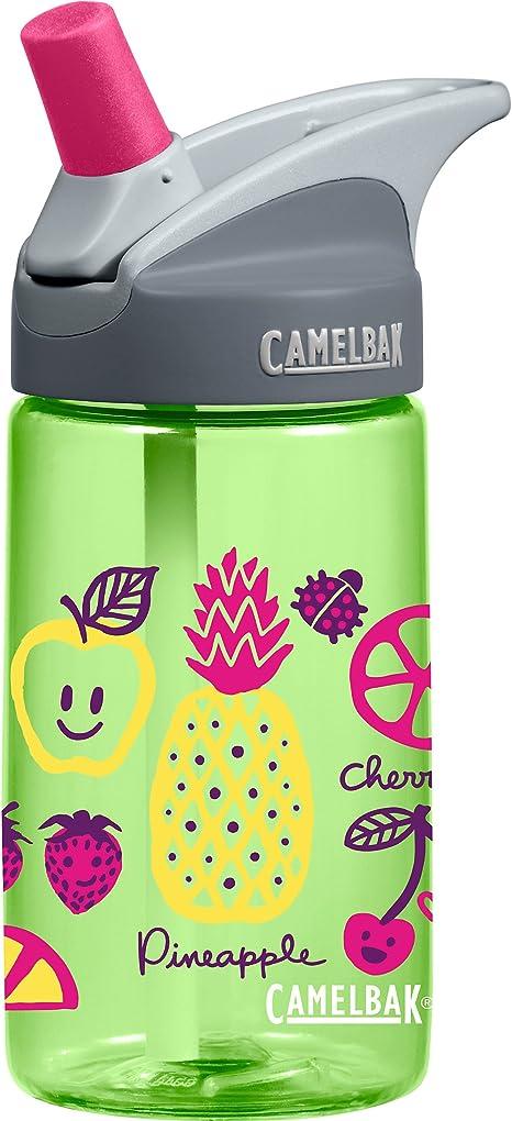CamelBak Kinder Flasche Eddy - Botella de agua para bicicletas ...