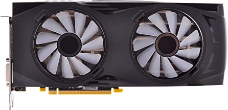 Amazon.com: XFX AMD Radeon RX 580 8 GB, GDDR5, PCI Express ...