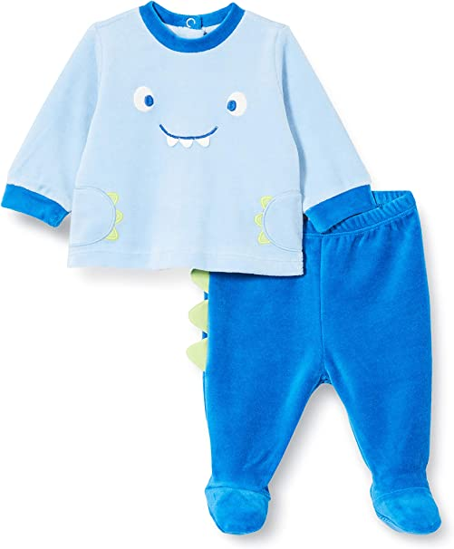 Chicco Baby Boys Completo Coprifasce Con Ghettina Footies
