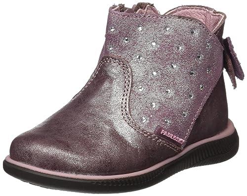 Pablosky 020980, Botines para Niñas, (Rosa), 24 EU: Amazon.es: Zapatos y complementos