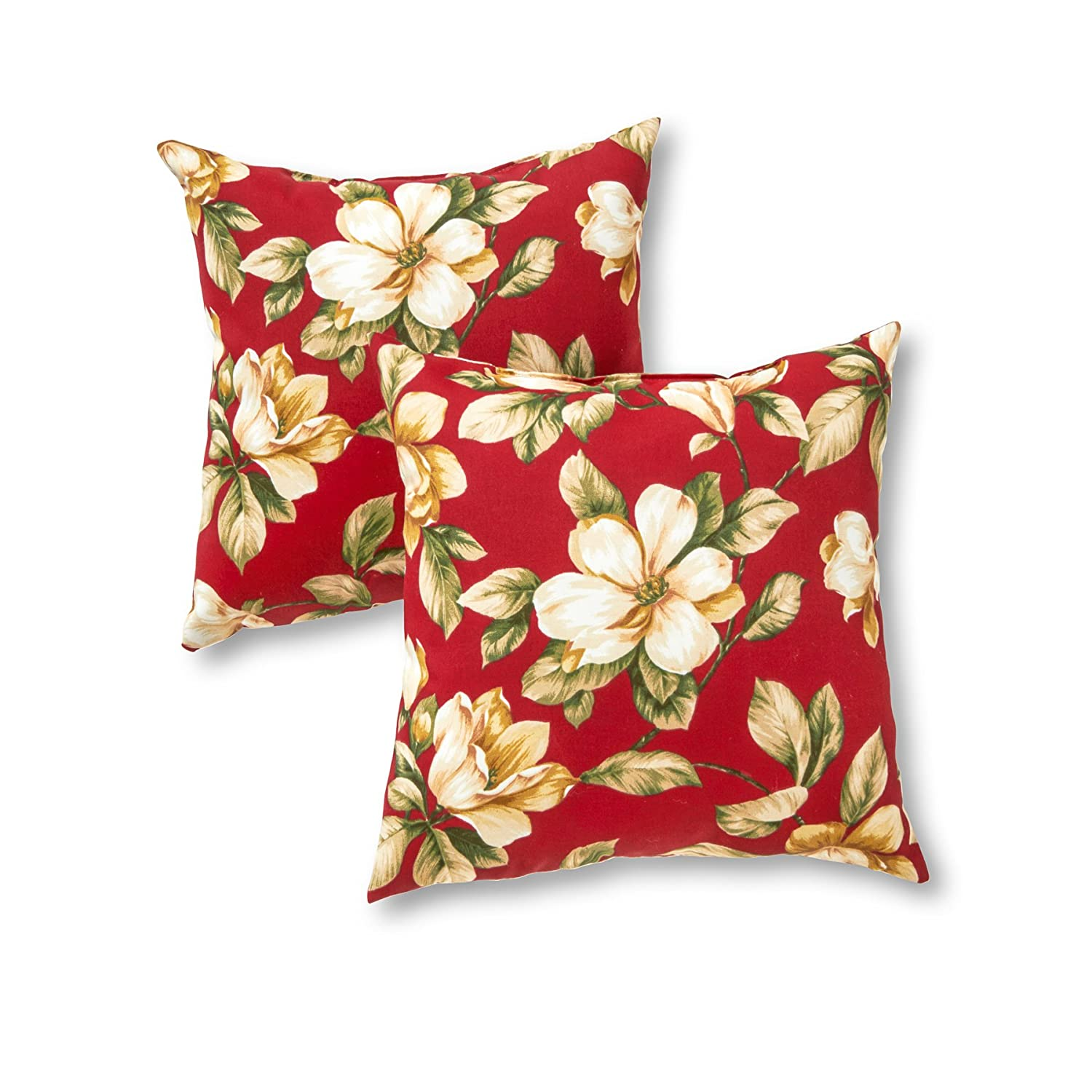 Throw Pillows In Abuja : Home Indoor Outdoor Accent Pillows Decorative Designer Decorator Set of 2 New eBay
