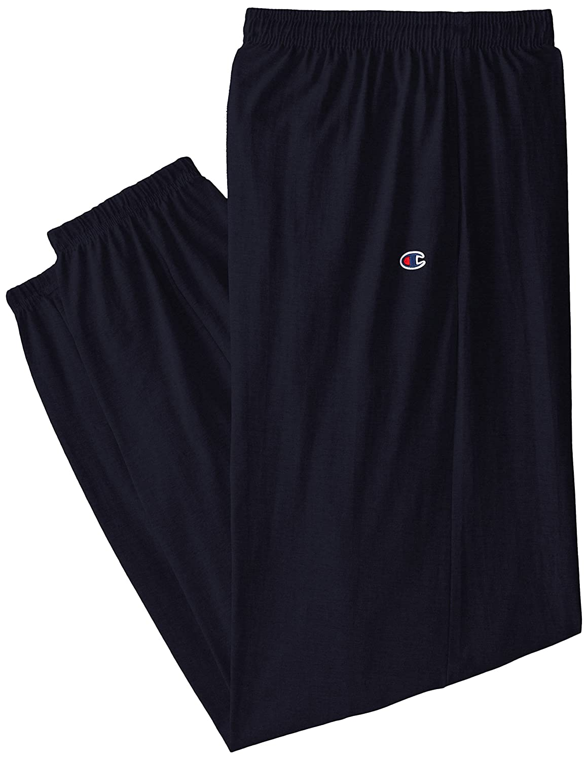 Champion Men's Big-Tall Closed Bottom Jersey Pant CH306