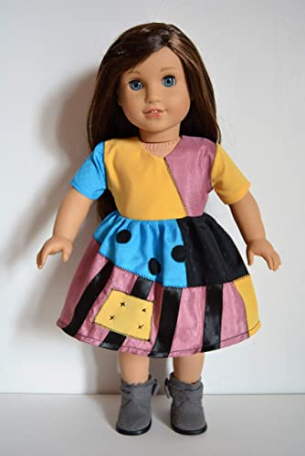 Image Unavailable - Amazon.com: Handmade Doll Clothes Sally Nightmare Before Christmas