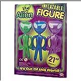 "Inflatable Alien 21"" Blue"