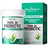 Probiotics for Women - Detox Cleanse & Weight Loss Support - Clinically Studied Greenselect- Organic Prebiotics, Digestive En