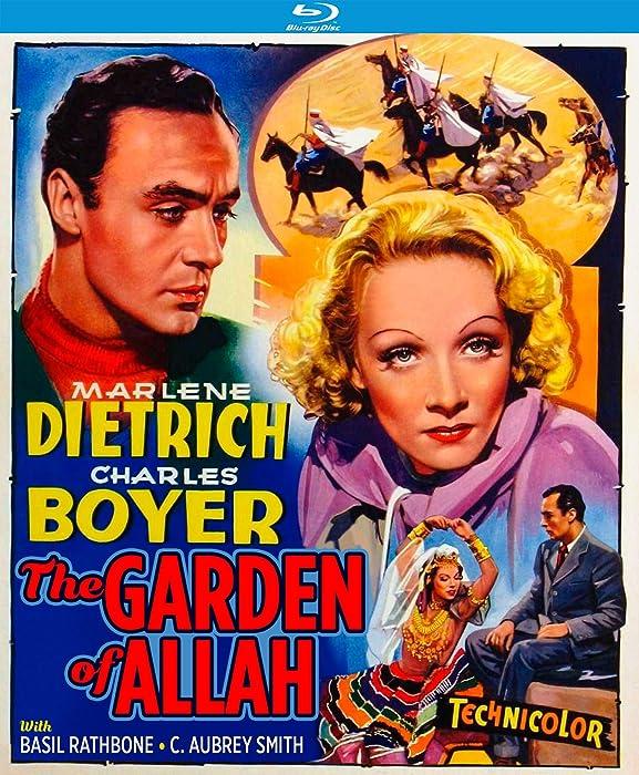 The Best Garden Of Allah Blu Ray
