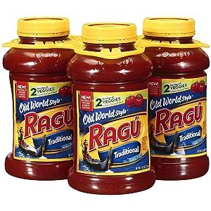 Ragu Traditional Spaghetti Sauce - 3/45oz