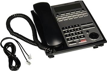 NEC SL1100 teléfono de mesa IP4WW-12TXH-B-TEL (BK): Amazon.es ...