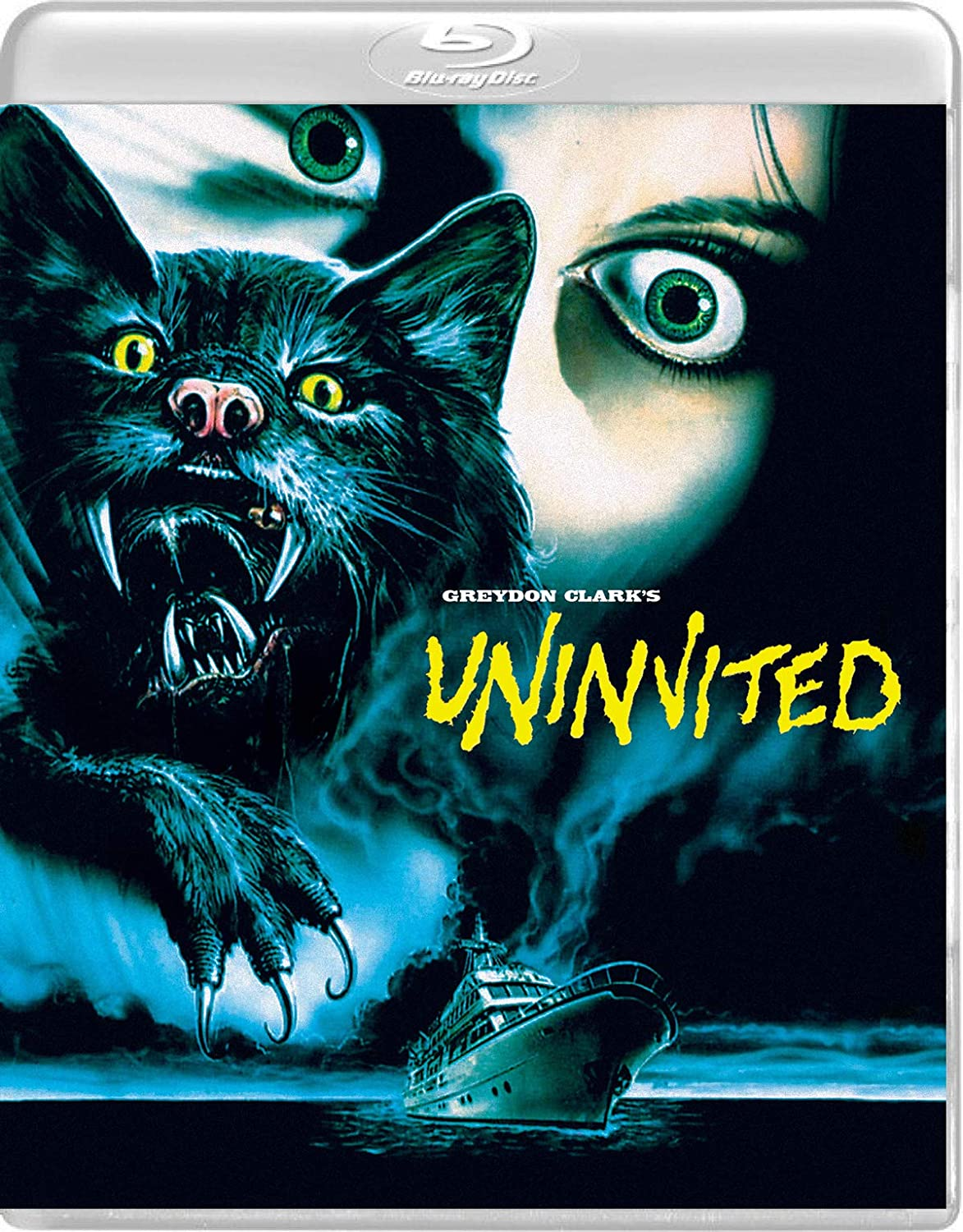 Uninvited [Blu-ray/DVD Combo]