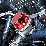 DNA Motoring WG-TS-50MM-RD External Turbo