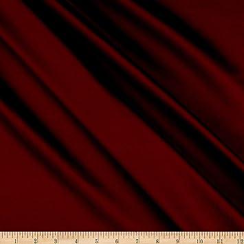 Amazon.com: Tela Merchants Techno Scuba Knit Wine: Arte ...