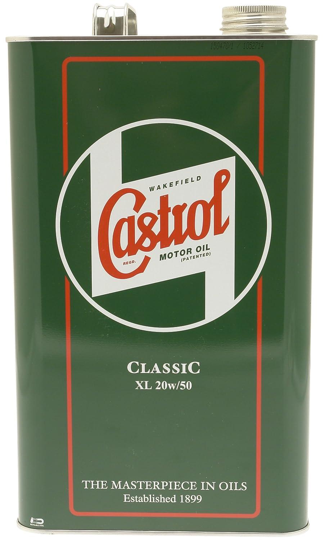 castrol 1925a classic 20w50 oil liter ebay. Black Bedroom Furniture Sets. Home Design Ideas