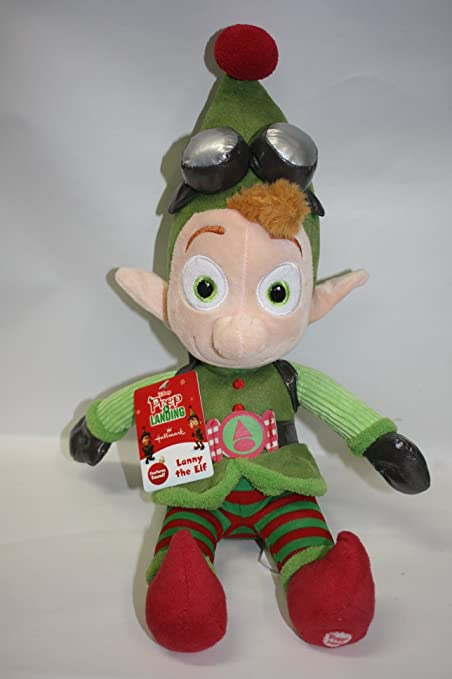 Amazon Com Xkt5108 Prep And Landing Lanny The Elf Features Sound By