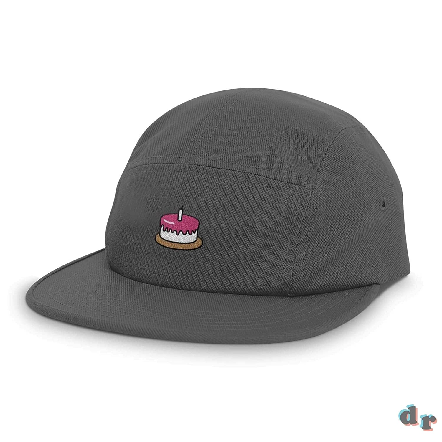 dadrack Camp Hat The Cake is A Lie
