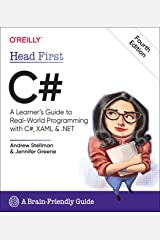Head First C#: A Learner's Guide to Real-World Programming with C# and .NET Core Paperback