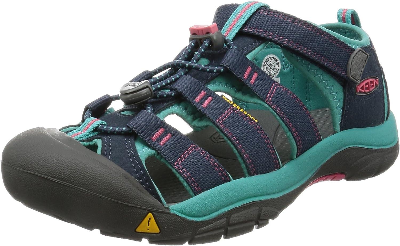 KEEN Unisex-Kinder Newport H2 Trekking-/& Wandersandalen