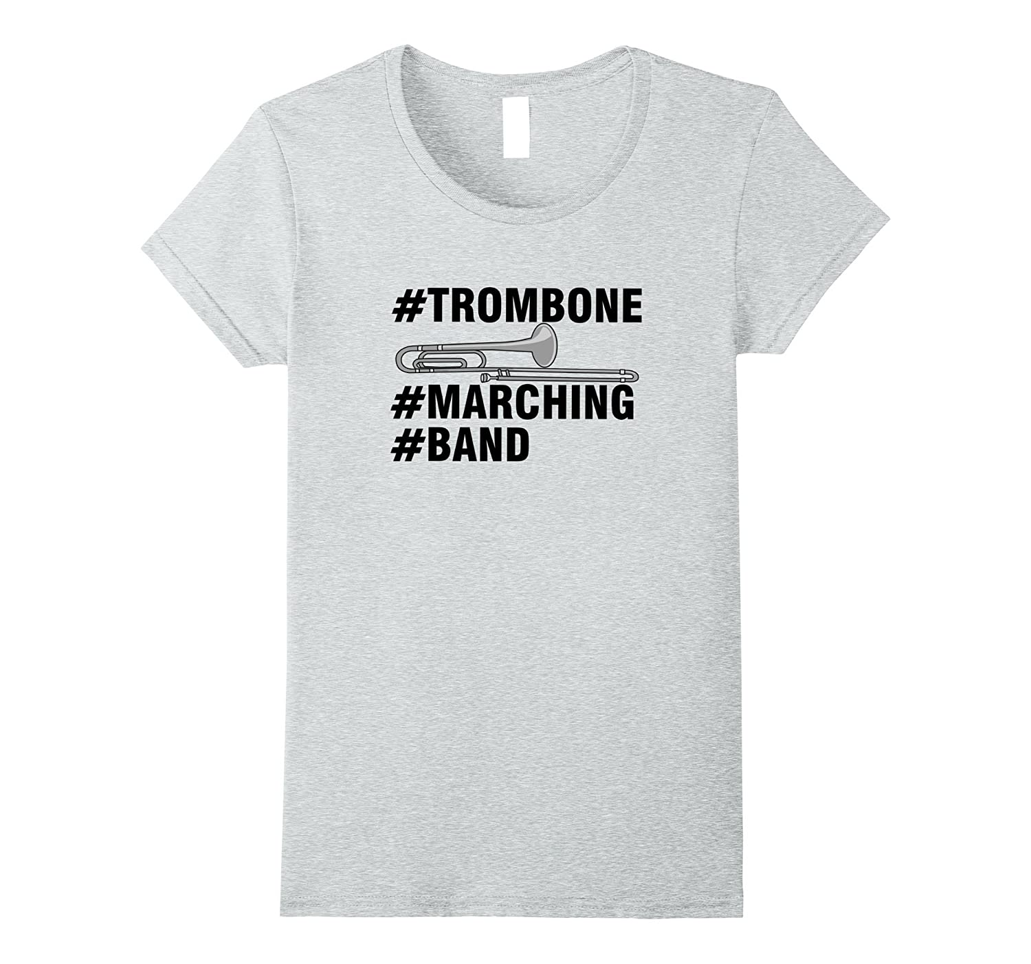 #Trombone #Marching #Band Musical Instrument T-Shirt