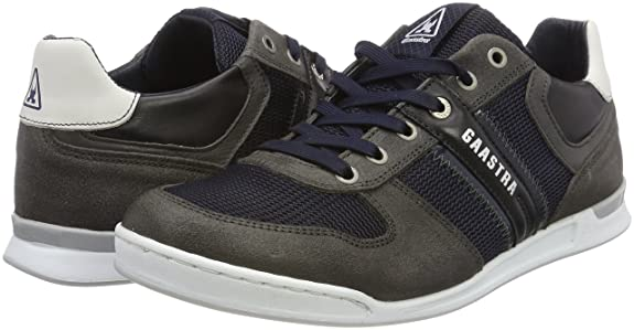 Gaastra Hatch Nyl, Sneaker Uomo, Multicolore (Navy-Black 7309), 41 EU