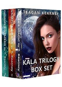 The Kala Trilogy: An Urban Fantasy Box Set