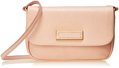 83bbaf42d Marc by Marc Jacobs Too Hot To Handle Sofia Cross Body, Dusty Bloom, One