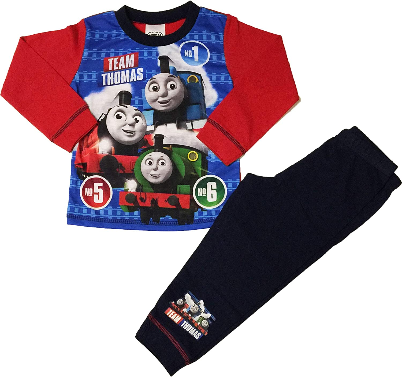 5 Years Thomas the Tank Engine Boys Pyjamas 18 Months