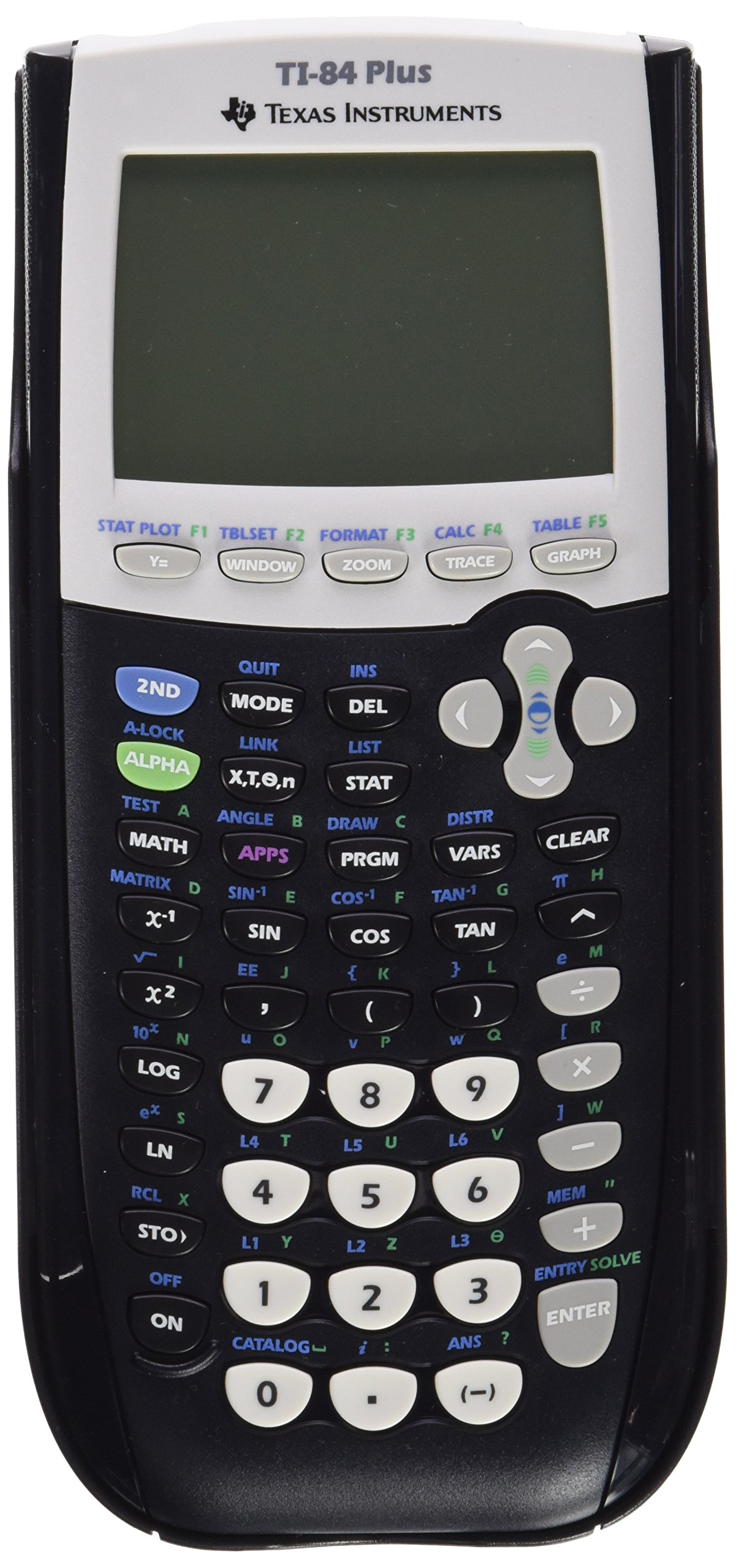 TEXTI84PLUS - Texas Instruments TI-84Plus Programmable Graphing Calculator by Texas Instruments