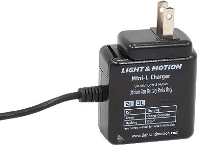 Amazon.com: Luz y Movimiento mini-l Cargador Inteligente ...