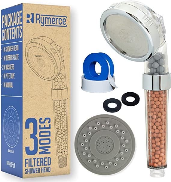 FAST DELIVRY -75/% AquaPower Ionic Filtration Shower Head USA STOCK