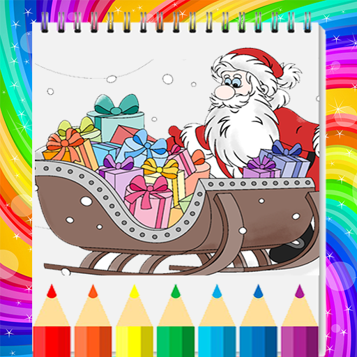 Mandala : Christmas Coloring Book (Tree Christmas By Number Color)