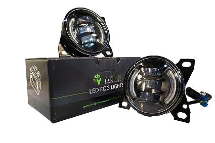 Peterbilt 579/587 LED Fog Light Kit (1 SET)
