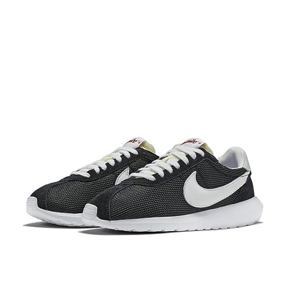 separation shoes 5400a 2d1eb Nike Women s Roshe LD-100 QS Shoes, Black White Trainers UK 5.5 EUR 39 US 8   Amazon.co.uk  Shoes   Bags