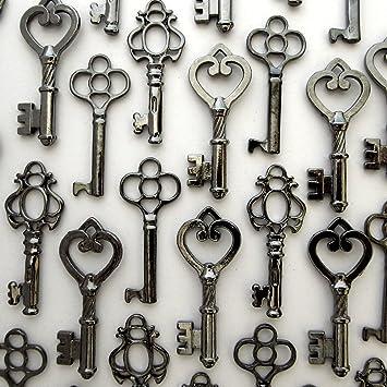 Vintage Style Key Set