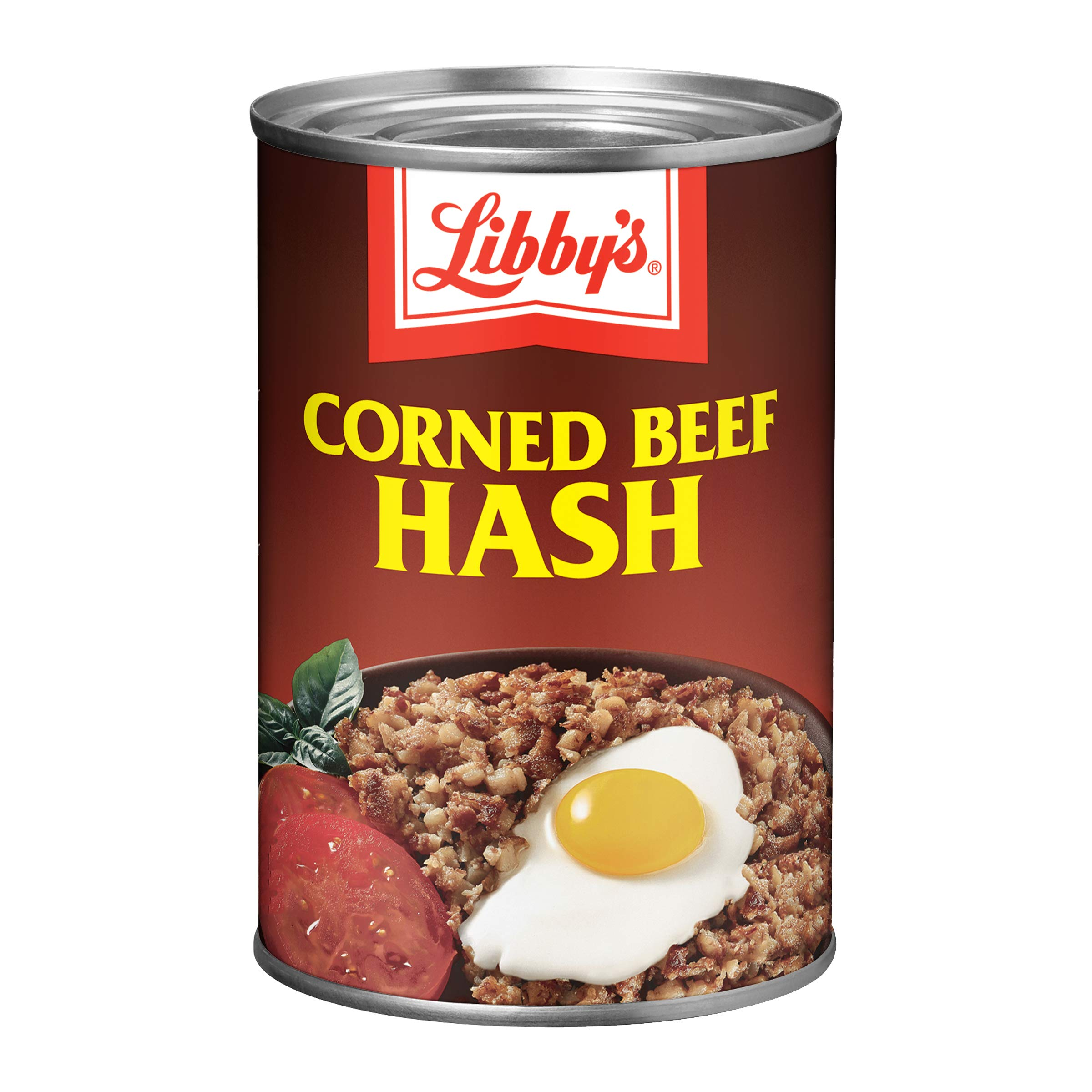 Libby's Corned Beef Hash, 15 Ounce, Pack of 12