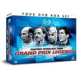 Racing Through Time: Grand Prix Driving Legends [DVD]