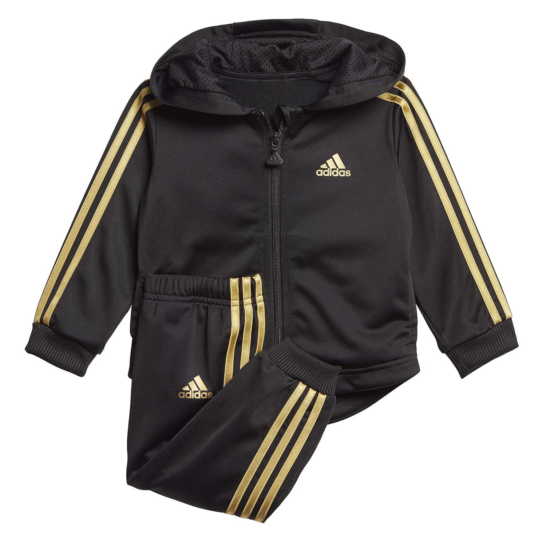 adidas I Shiny FZ HD J Tracksuit, Bebé-Niños: Amazon.es: Deportes ...