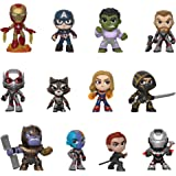 Funko- Mystery Mini Blind Box: Avengers Endgame: Styles Will Vary Marvel Vengadores Collectible figure, Multicolor…
