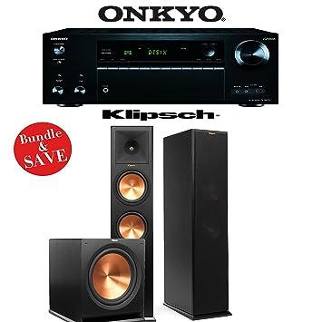 Amazon.com: Onkyo TX-NR757 7.2-Channel Network A/V Receiver + ...