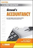 Grewal's Accountancy (For CA Foundation)