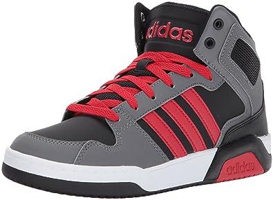 adidas Boys  BB9TIS MID K Sneaker Black Scarlet Grey Four 6 Medium US 3ad0f9c48