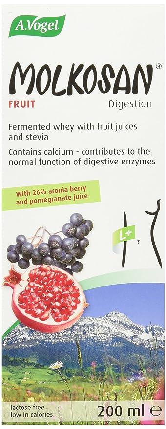 A.Vogel Molkosan - Jugo de Frutas, 200 ml: Amazon.es: Salud ...