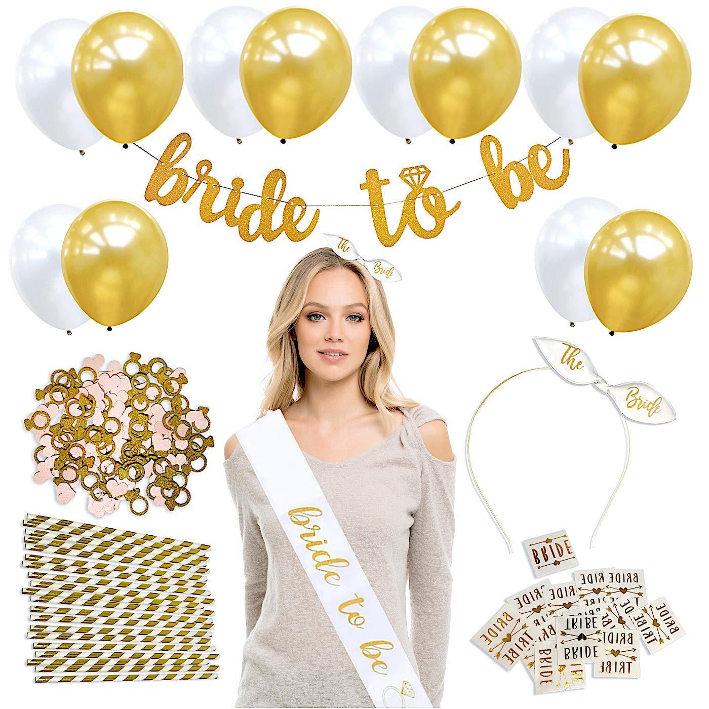 Details About Bachelorette Party Decorations Kit Bridal Shower Decoration Party Supplies