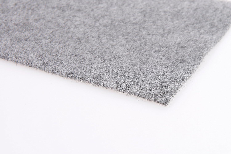 5m x 2m Smoke Coloured Super Stretch Van Lining Carpet Including 5 x Trimfix Glue