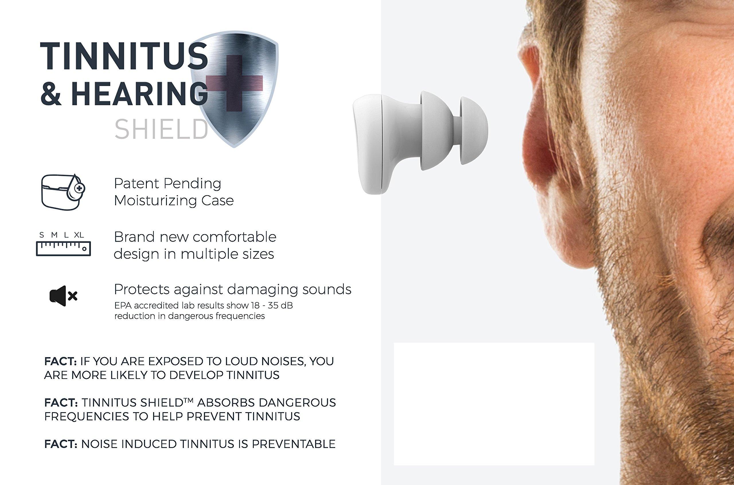 Aurex Ear Shield - Natural Ear Protection - Suppress Harmful Sounds & Preserve Sound Quality by AUREX (Image #8)