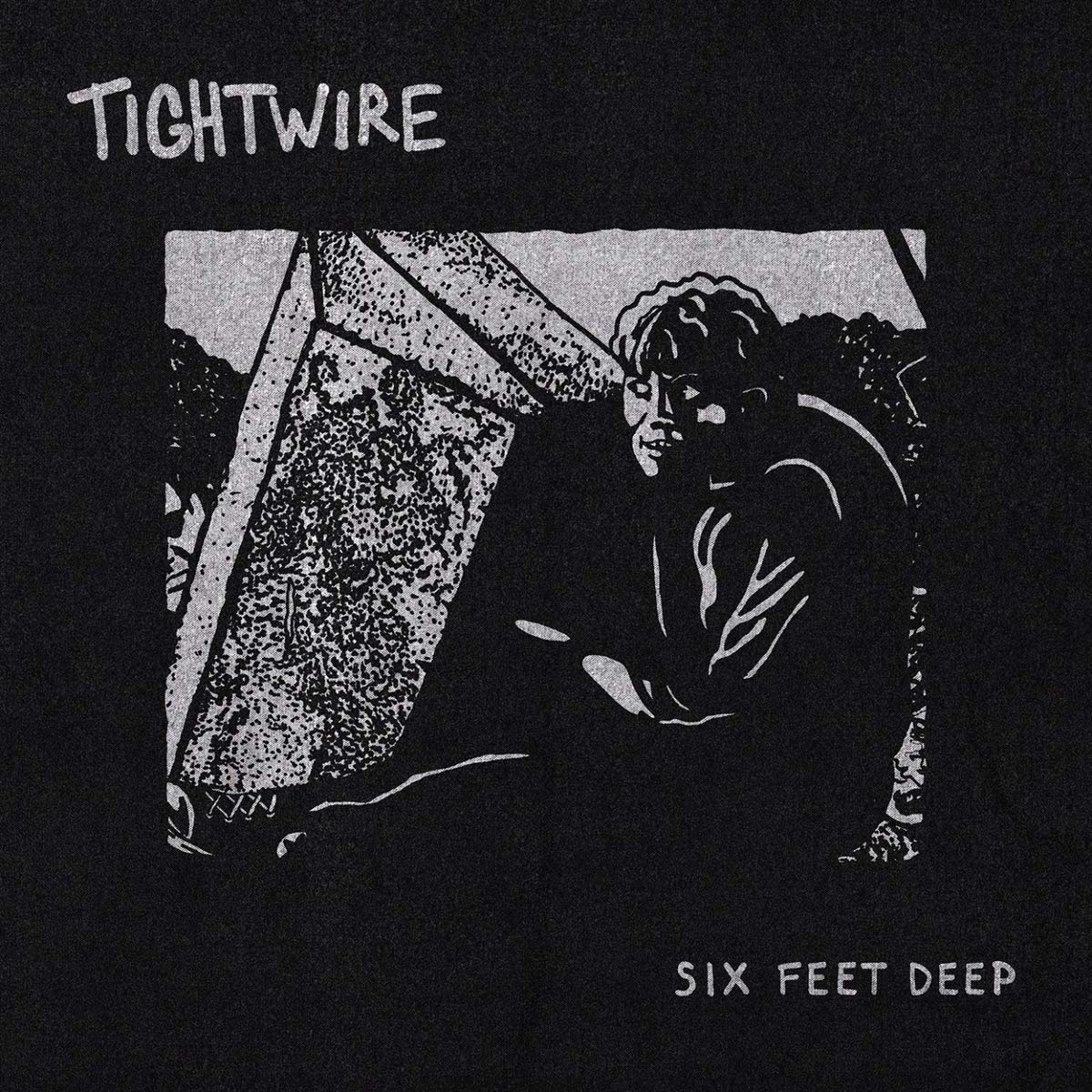 Vinilo : Tightwire - Six Feet Deep (LP Vinyl)
