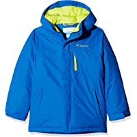 Columbia Chaqueta de esquí para niño, Alpine Free