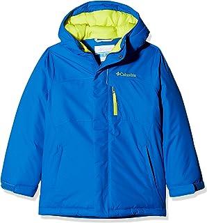 Columbia Chaqueta de esquí para niño, Alpine Free Fall
